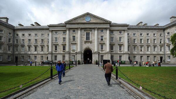 Trinity College, Dublin, Irlanda - Sputnik Italia