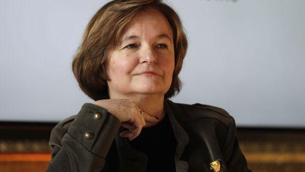 Nathalie Loiseau, ministro per gli Affari europei della Francia - Sputnik Italia