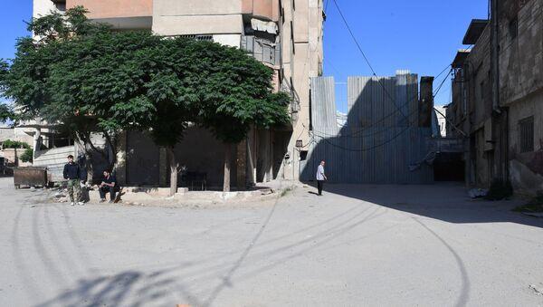 Damasco - Sputnik Italia