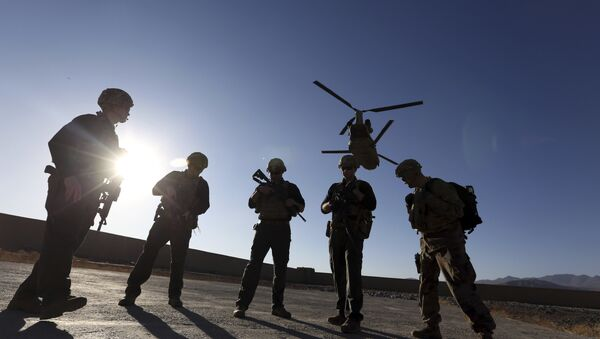 Militari in Afghanistan - Sputnik Italia