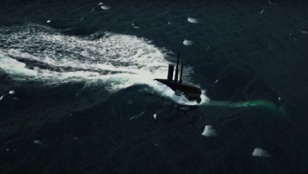 Saab A26 - World's most modern Submarine - Sputnik Italia
