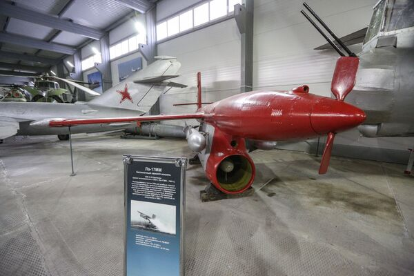 Il museo dell'aviazione della Flotta del Nord - Sputnik Italia