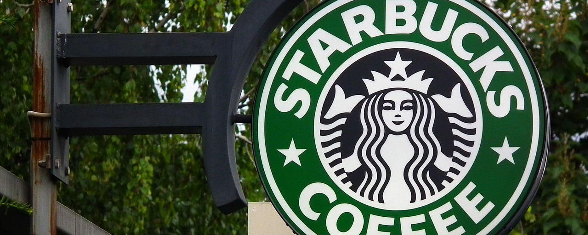 Starbucks Coffee - Sputnik Italia, 1920, 08.09.2020
