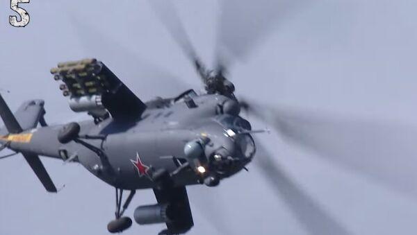 elicottero - Sputnik Italia