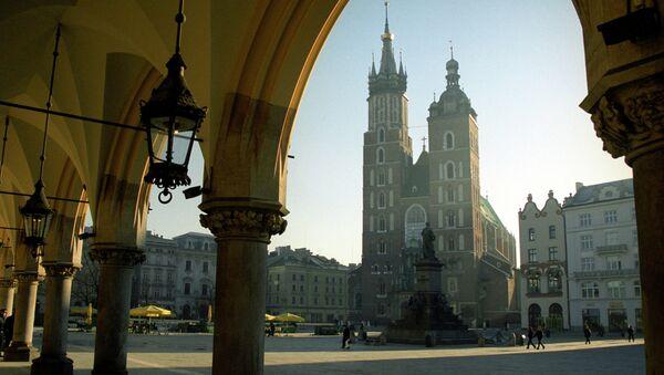Cracovia - Sputnik Italia