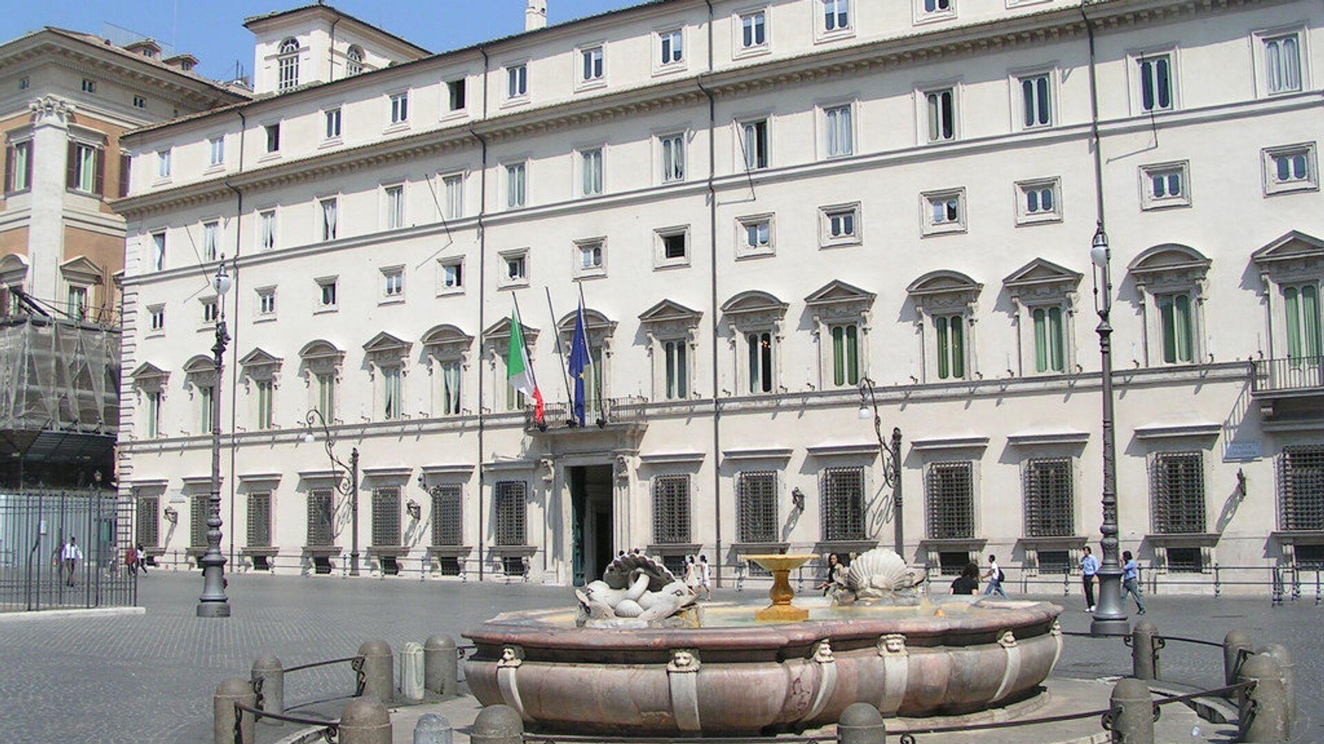 Palazzo Chigi - Sputnik Italia, 1920, 24.03.2021
