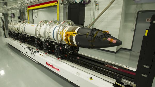 Raytheon SM3 - Sputnik Italia