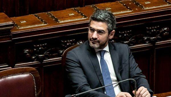 Riccardo Fraccaro - Sputnik Italia