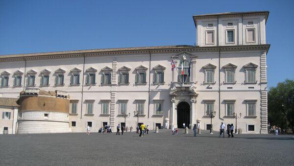 Il Palazzo del Quirinale - Sputnik Italia