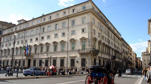 Il Palazzo Chigi - Sputnik Italia