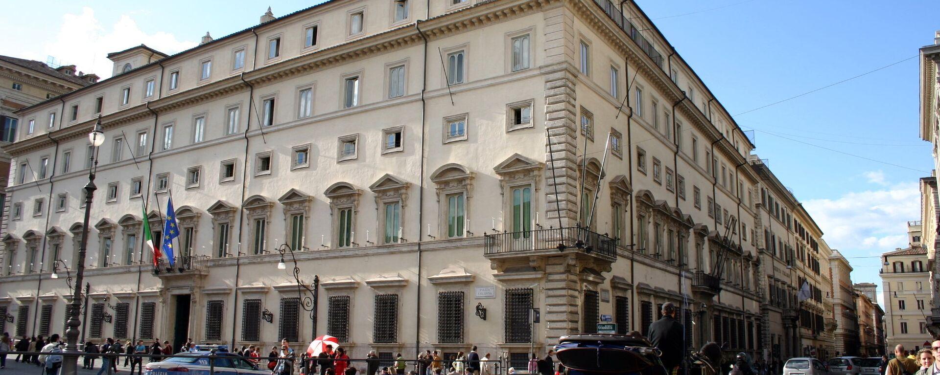 Il Palazzo Chigi - Sputnik Italia, 1920, 16.04.2021
