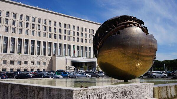 Il Palazzo della Farnesina - Sputnik Italia