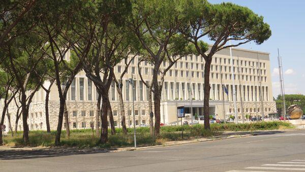 Palazzo della Farnesina. - Sputnik Italia