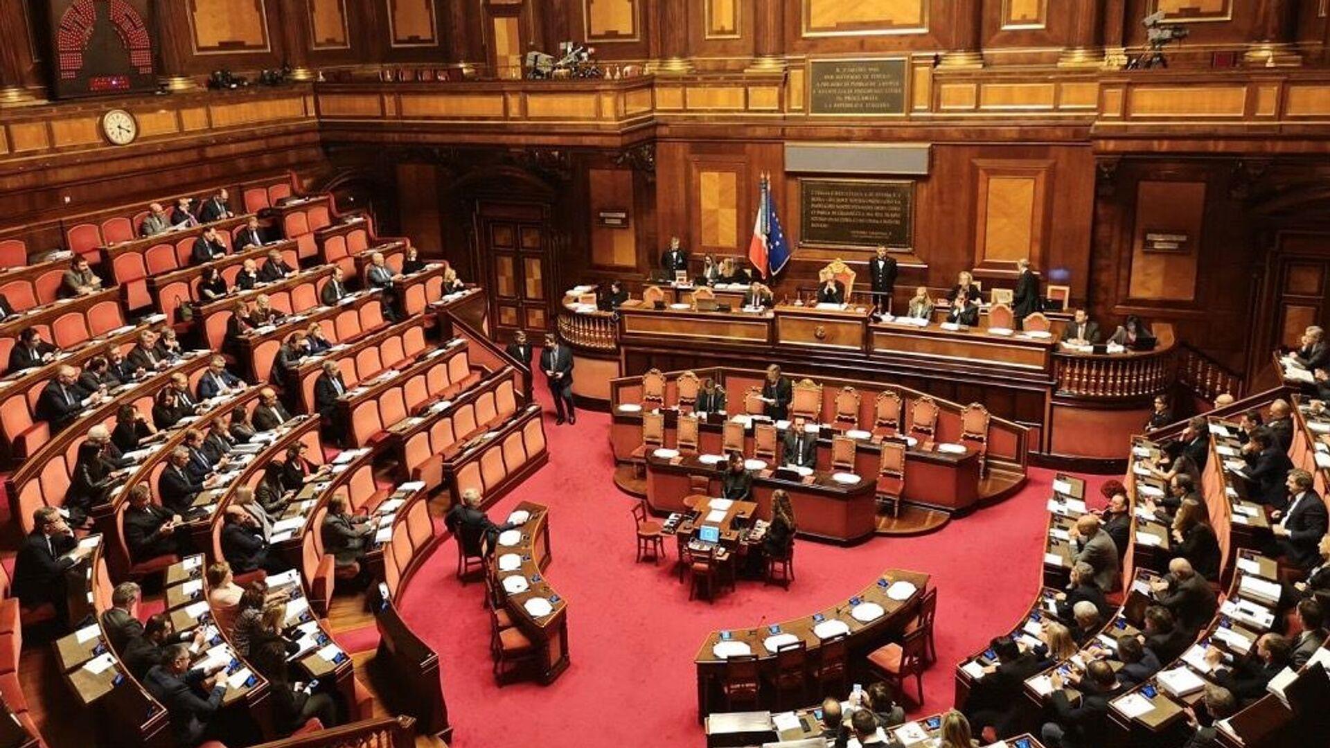 Il Senato italiano - Sputnik Italia, 1920, 23.09.2021