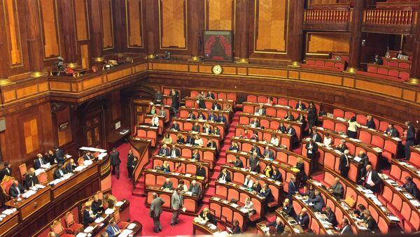 Il senato italiano - Sputnik Italia