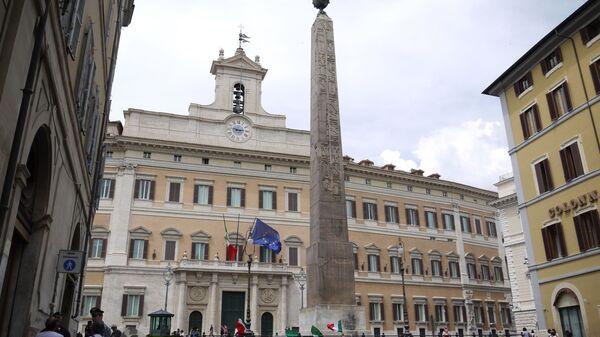 Il Palazzo Montecitorio - Sputnik Italia
