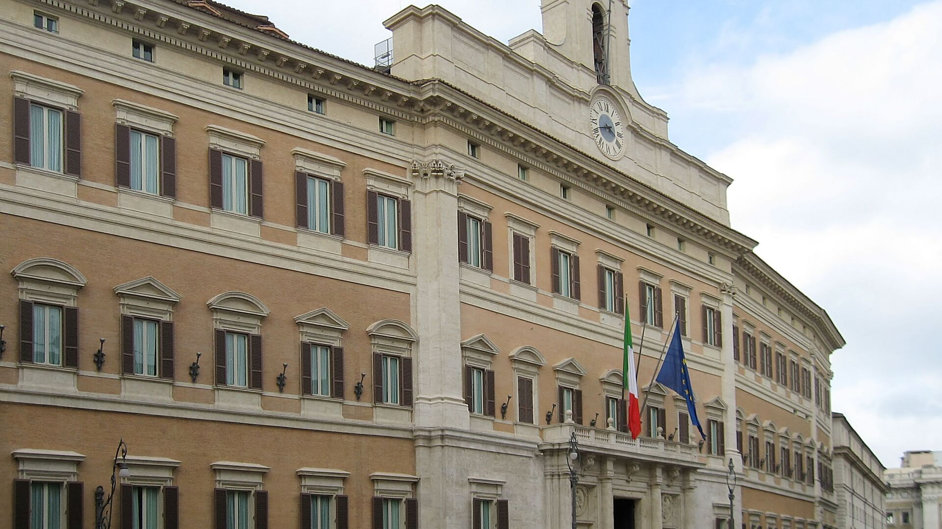 Parlamento italiano - Sputnik Italia, 1920, 20.09.2021