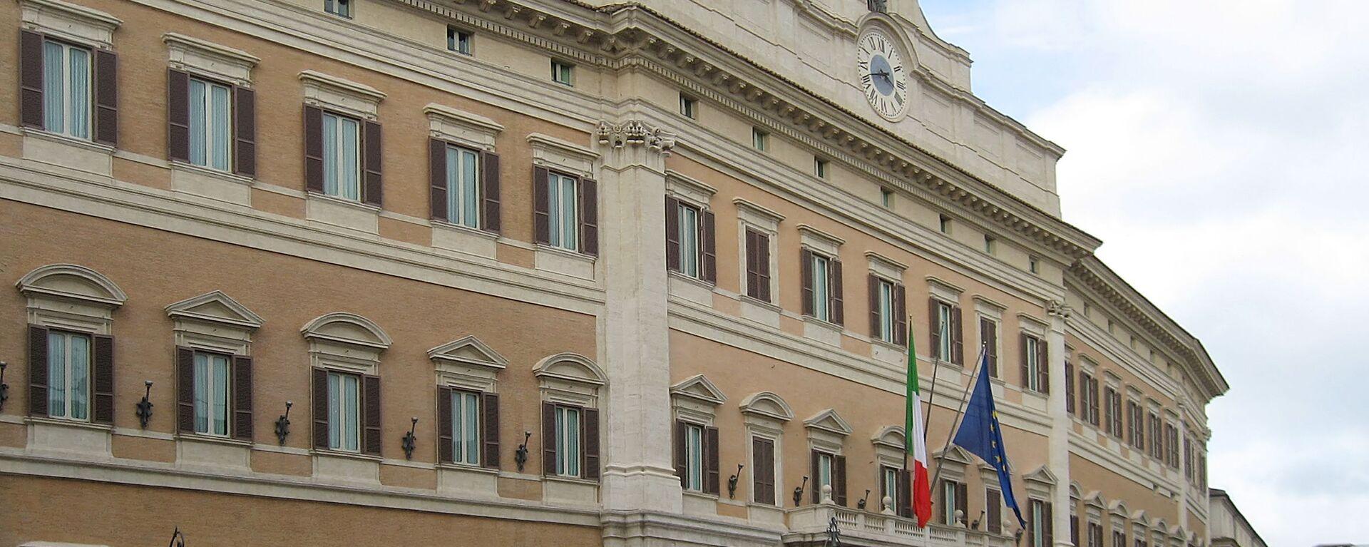 Parlamento italiano - Sputnik Italia, 1920, 04.02.2021