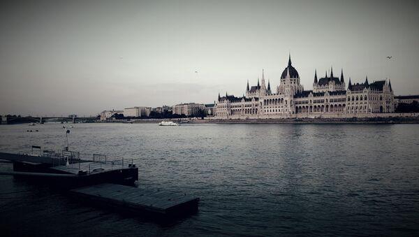 Il parlamento dell'Ungheria, Budapest - Sputnik Italia
