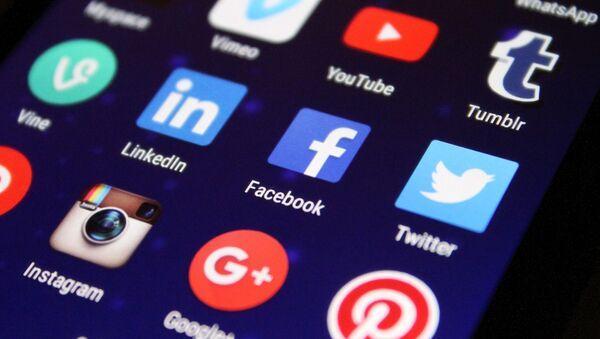 I social media - Sputnik Italia
