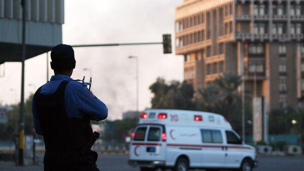 Iraqi police in Baghdad. (File) - Sputnik Italia