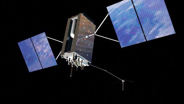 GPS Generation III Satellite - Sputnik Italia