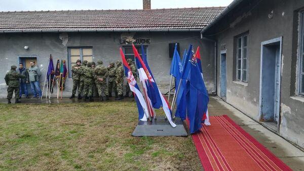 Eventi di lutto nella città serba di Niš - Sputnik Italia