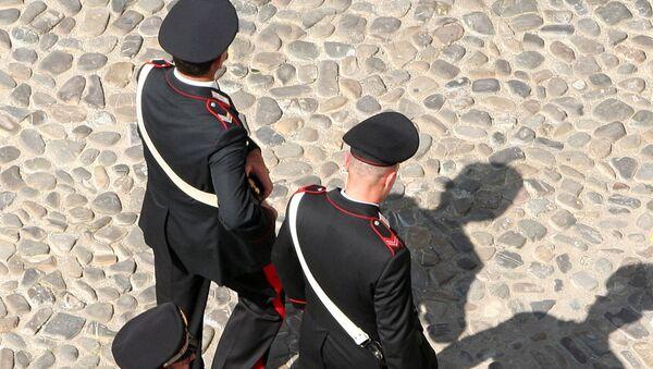 Carabinieri a Modena - Sputnik Italia