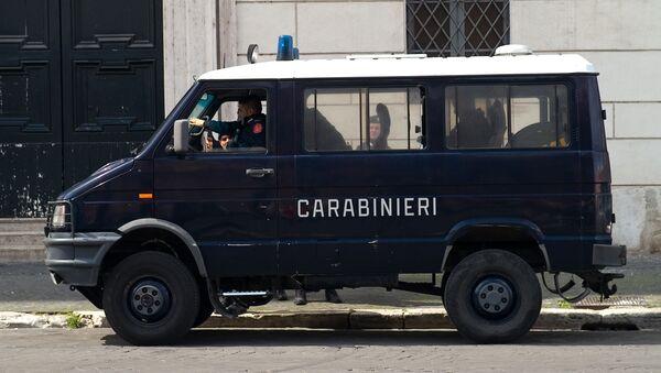 Autoveicolo dei Carabinieri - Sputnik Italia