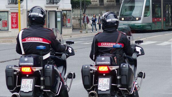 Carabinieri - Sputnik Italia