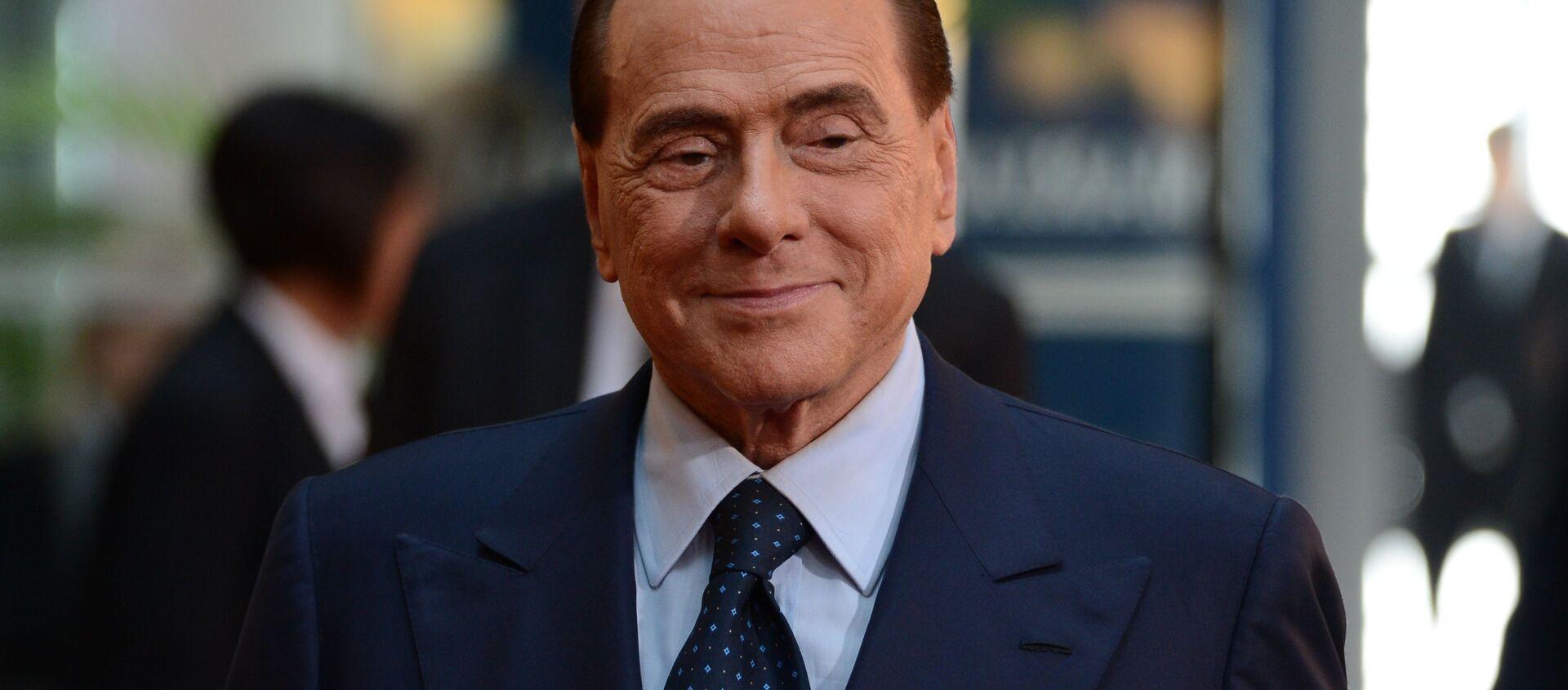 Silvio Berlusconi - Sputnik Italia, 1920, 19.12.2019