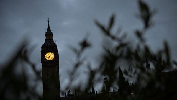 The Big Ben clock tower is seen in London - Sputnik Italia