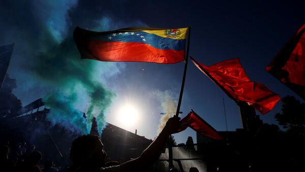 La bandera de Venezuela - Sputnik Italia