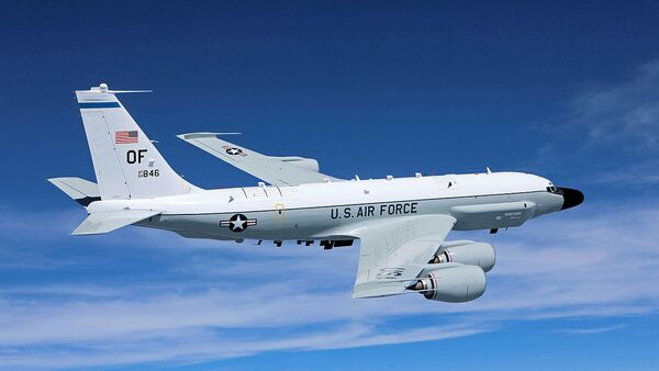 Boeing RC-135V  - Sputnik Italia