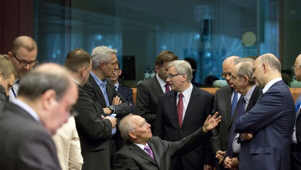 Eurogruppo a Bruxelles - Sputnik Italia