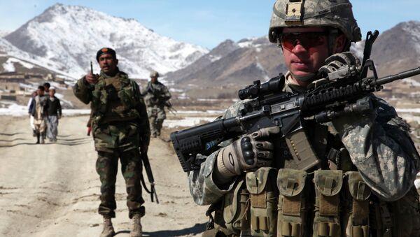 Truppe USA in Afghanistan - Sputnik Italia