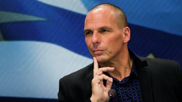 Yanis Varoufakis - Sputnik Italia