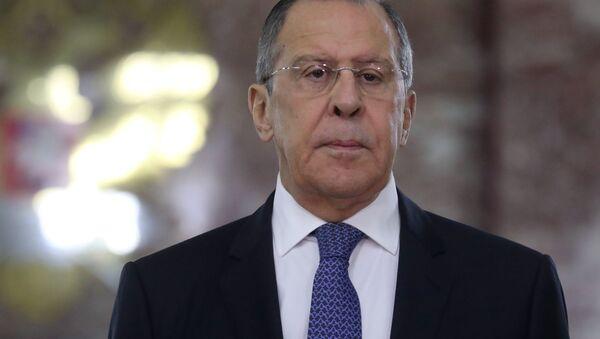 Il ministro degli Esteri russo Sergey Lavrov - Sputnik Italia