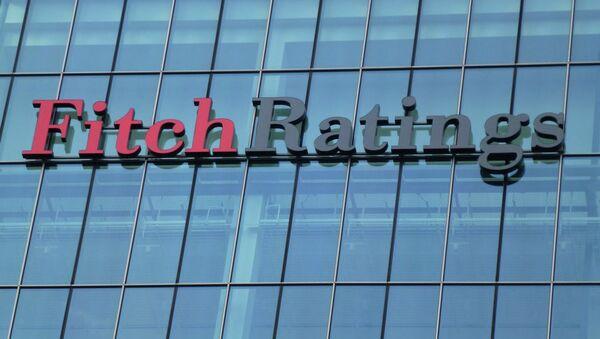 Fitch Ratings - Sputnik Italia