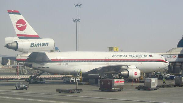 Bangladesh Airlines - Sputnik Italia