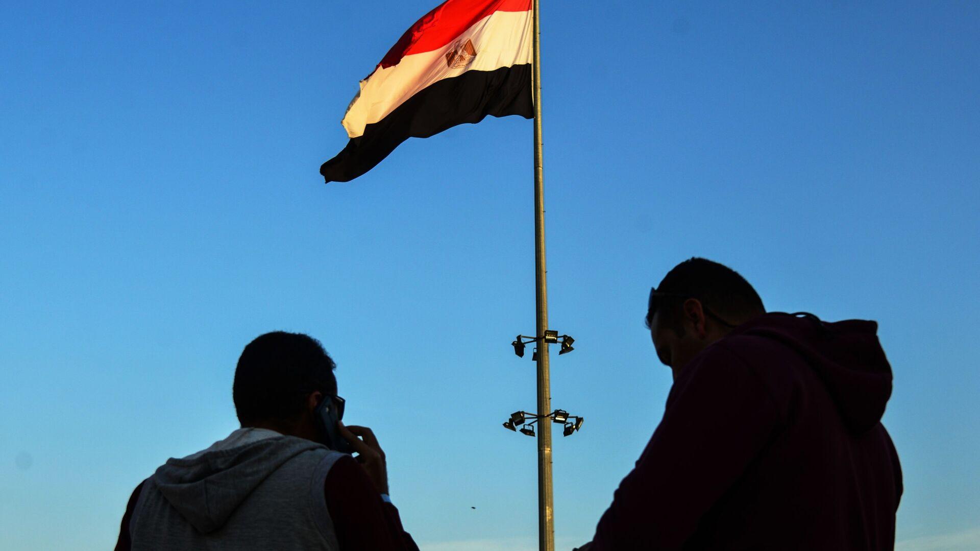 Bandiera dell'Egitto - Sputnik Italia, 1920, 28.03.2021