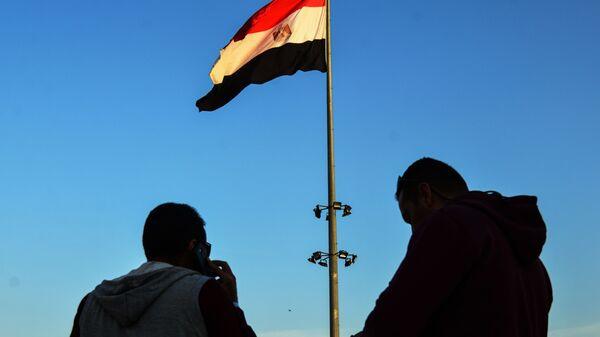 Bandiera dell'Egitto - Sputnik Italia