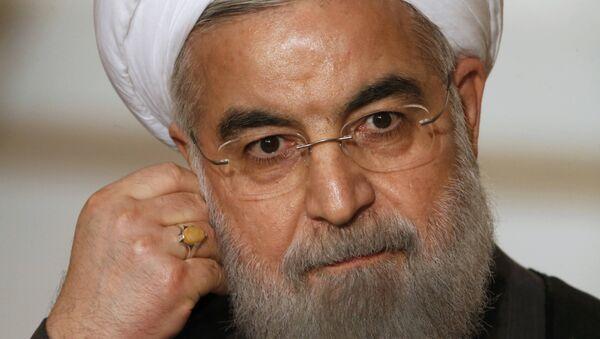 Iran's President Hassan Rouhani - Sputnik Italia