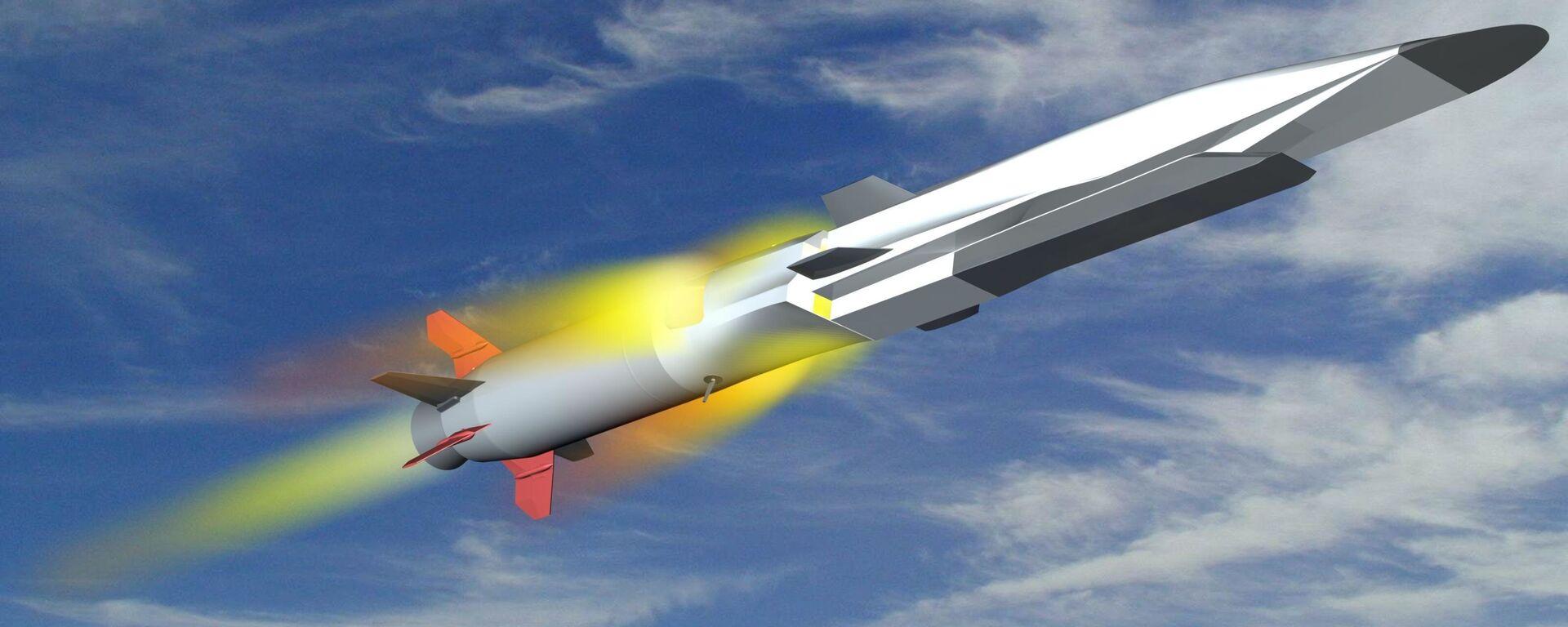 """Il missile ipersonico """"Zircon"""", capace di raggiungere una velocità 5 – 6 volte superiore a quella del suono - Sputnik Italia, 1920, 22.01.2020"""