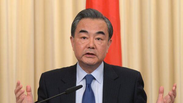 Wang Yi - Sputnik Italia