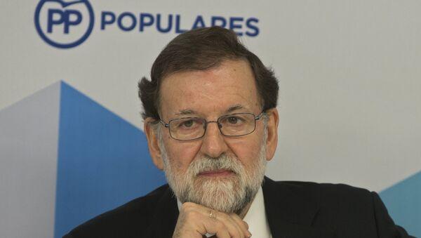 Mariano Rajoy, el presidente del Gobierno español - Sputnik Italia