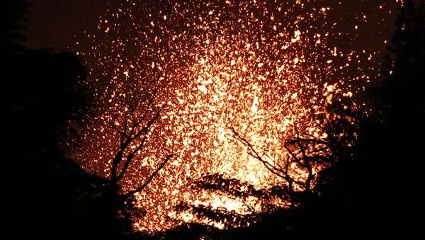 L'eruzione del Kīlauea, Hawaii - Sputnik Italia