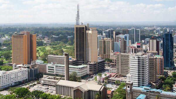Kenya's capital Nairobi - Sputnik Italia