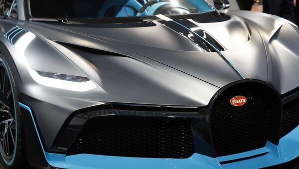 Bugatti - Sputnik Italia