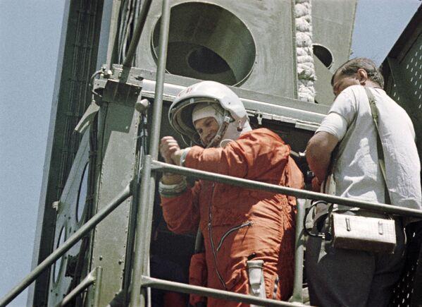 La cosmonauta russa Valentina Tereshkova. - Sputnik Italia